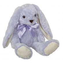Super Soft Big Ear Bunny - Lilac
