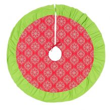 Noel Christmas Tree Skirt - CLOSEOUT