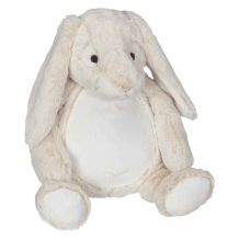 "Embroider Buddy Clara Classic Collection 16"" Stuffed Animal - Bella Bunny"