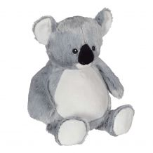 Embroidery Buddy Stuffed Animal - Kory Koala 16""
