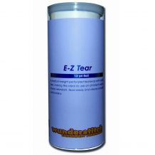WunderStitch E-Z Tear Flame Retardent Tearaway Embroidery Stabilizer 12in x 12yd Roll - INCLUDES 10 FREE EMBROIDERY NEEDLES
