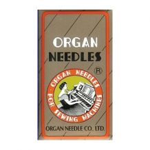 Organ Ball Point Needles 75/11- 10 Needle Pack