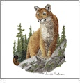 Hautman Brothers North American Wildlife Embroidery Designs by Dakota Collectibles on a Multi-Format CD-ROM LS0401