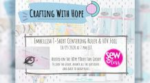 Crafting With Hope Yoder - 10/19/2020