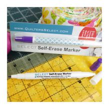 Quilters Select Self-Erase Marker