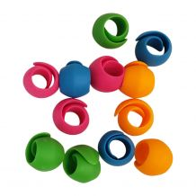 Peels in Assorted Colors -12/pcs
