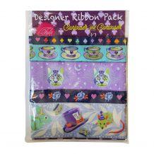 Tula Pink HomeMade Curiouser & Curiouser Day Dream - Designer Ribbon Pack