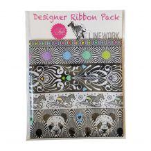 Tula Pink Linework - Designer Ribbon Pack