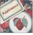 Jar Toppers Applique Embroidery Designs by Ashley Embroidery on a Multi-Format CD-ROM ASH023