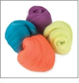 Clover Roving Assortment B