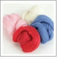 Clover Roving Assortment C