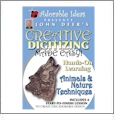 Creative Digitizing Animals and Nature - Embroidery DVD