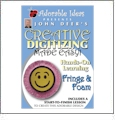 Creative Digitizing Fringe and Foam - Embroidery DVD