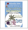 Creative Digitizing Flowers and Fruit - Embroidery DVD