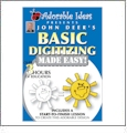 Basic Digitizing Made Easy - Embroidery DVD