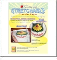 Stretchable Transfer Paper - 10 Sheet Pack