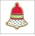 Cookie Cutter Christmas Embroidery Designs by J. Wecker  Frisch for Amazing Designs on a Multi-Format CD-ROM ADP-52J INCLUDES FREE HOT-FIX CRYSTALS