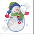 Christmas Applique Embroidery Club Embroidery Designs by Dakota Collectibles on a Multi-Format CD-ROM F70311