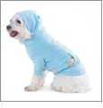 Doggie Hoodie with Pouch Pocket Embroidery Blanks For Pets