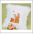 Lady Elizabeth Pillow Sham Home Decorating Embroidery Blanks