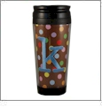 16oz. Travel Tumbler Acrylic Embroidery Blank - Case of 36