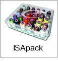 ISApack 45 New Colors 2011 Isacord Polyester Embroidery Thread Kit + 2 Plastic Cases