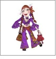 Gypsy Chique 1 by Loralie Designs Embroidery Designs on a Multi-Format CD-ROM 630079