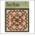 Twin Peaks Quilts from Strip-Pieced Triangles