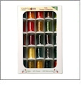 Amazing Designs Autumn Bouquet Thread Collection 25 Spool Embroidery Thread Set