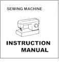 Elna 1400 Sewing Machine Instruction Manual