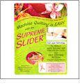 Supreme Slider Free-Motion Slider by LaPierre Studio