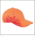 Blaze Orange Pheasant Dri-Duck Wildlife Series Cap Embroidery Blanks