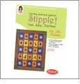 One Step Quilting & Applique Stipple - Ho... Ho... Holiday from Eileen Roche