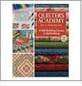 Quilter's Academy – Volume 1 Freshman Year By Harriet Hargrave and Carrie Hargrave