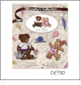 The World of Timba & Lula Embroidery Designs on a Multi-Format USB Stick USB-887