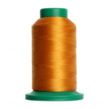 0824 Liberty Gold Isacord Embroidery Thread - 1000 Meter Spool
