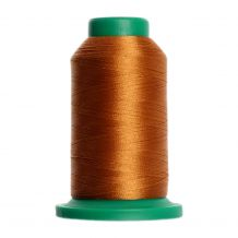 0941 Golden Grain Isacord Embroidery Thread - 1000 Meter Spool