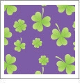 Luck of the Irish 03 - QuickStitch Embroidery Paper - One 8.5in x 11in Sheet - CLOSEOUT