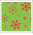 Let It Snow 14 - QuickStitch Embroidery Paper - One 8.5in x 11in Sheet- CLOSEOUT