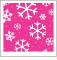 Let It Snow 04 - QuickStitch Embroidery Paper - One 8.5in x 11in Sheet - CLOSEOUT