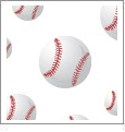 Baseball 10 - WunderStitch Embroidery Paper - One 8.5in x 11in Sheet - CLOSEOUT