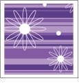 Starstruck Large 03- QuickStitch Embroidery Paper - One 8.5in x 11in Sheet