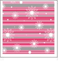 Starstruck Mini 06 - QuickStitch Embroidery Paper - One 8.5in x 11in Sheet