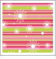 Starstruck Mini 05 - QuickStitch Embroidery Paper - One 8.5in x 11in Sheet- CLOSEOUT