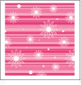 Starstruck Mini 02 - QuickStitch Embroidery Paper - One 8.5in x 11in Sheet
