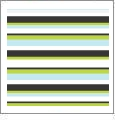 Horizontal Stripe 9 - QuickStitch Embroidery Paper - One 8.5in x 11in Sheet - CLOSEOUT