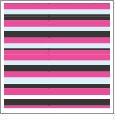 Horizontal Stripe 7 - QuickStitch Embroidery Paper - One 8.5in x 11in Sheet - CLOSEOUT