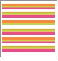 Horizontal Stripe 5 - QuickStitch Embroidery Paper - One 8.5in x 11in Sheet - CLOSEOUT