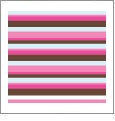 Horizontal Stripe 4 - QuickStitch Embroidery Paper - One 8.5in x 11in Sheet - CLOSEOUT
