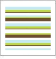 Horizontal Stripe 3 - QuickStitch Embroidery Paper - One 8.5in x 11in Sheet - CLOSEOUT